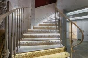 Полы+лестница